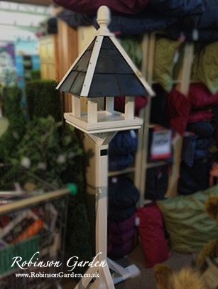 Robinson Garden Bespoke Bird Table And Bird Houses