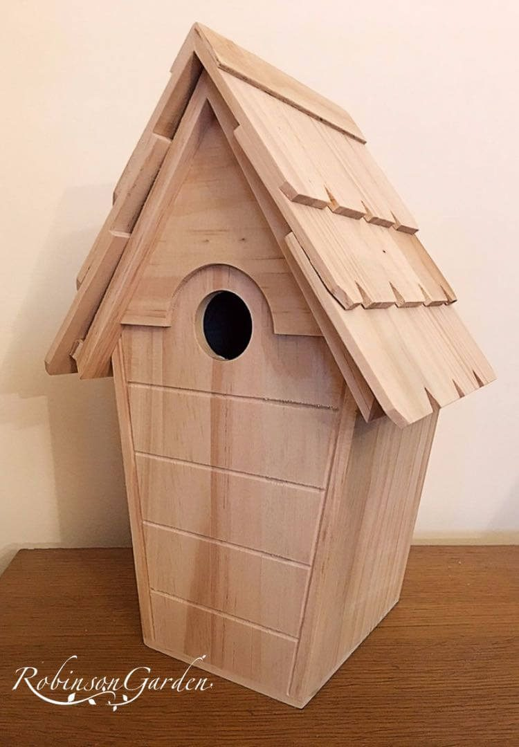 Bespoke wooden birdbox / birdhouse design hand painted in Lincolnshire, England, UK using Farrow & Ball exterior eggshell paint or external Varnish. Uniquely crafted using sustainable FSC certified timber / wood. Available in a range of colours including varnish and unpainted to allow you to paint your own birdhouse. This will prevent the how to make your own birdhouse or how to make your own birdbox question. Birdbox camera not included, birdhouse camera not included. The birdbox design is different to Argos, B&M, ALDI, homebase, dobbies, gardman, home bargains, pets at home, B&Q, b & q, amazon, M&S, Robert dyas, rspb, ikea, john lewis, rhs, gumtree, asda, argos, wilkinsons, kingfisher, the garden obelisk company, QVC or any other garden centre. We are an online only store and we are not on the high street. We also have outlet shops across etsy and ebay UK. Not made from metal or copper. Our design plan, dimensions and height are suitable for small birds including blue tits, grey tits, Goldfinch, house sparrow, Chaffinch, Long-tailed tit, siskin and Robin. Amendments on request can be made for titcotes. Bespoke wooden birdhouses and birdboxes are assembly free and no set up required. Visit our gallery to see all the bespoke wooden birdhouse images. Dovecotes are hand delivered ready assembled. Perfect birdhouses for your garden. Designs include Lyndhurst wooden birdhouse, Stamford wooden birdbox and Burley birdbox. With wooden roof.