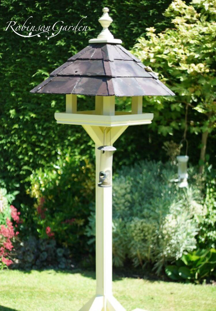 Beaulieu Bird Table Farrow & Ball - Dimity
