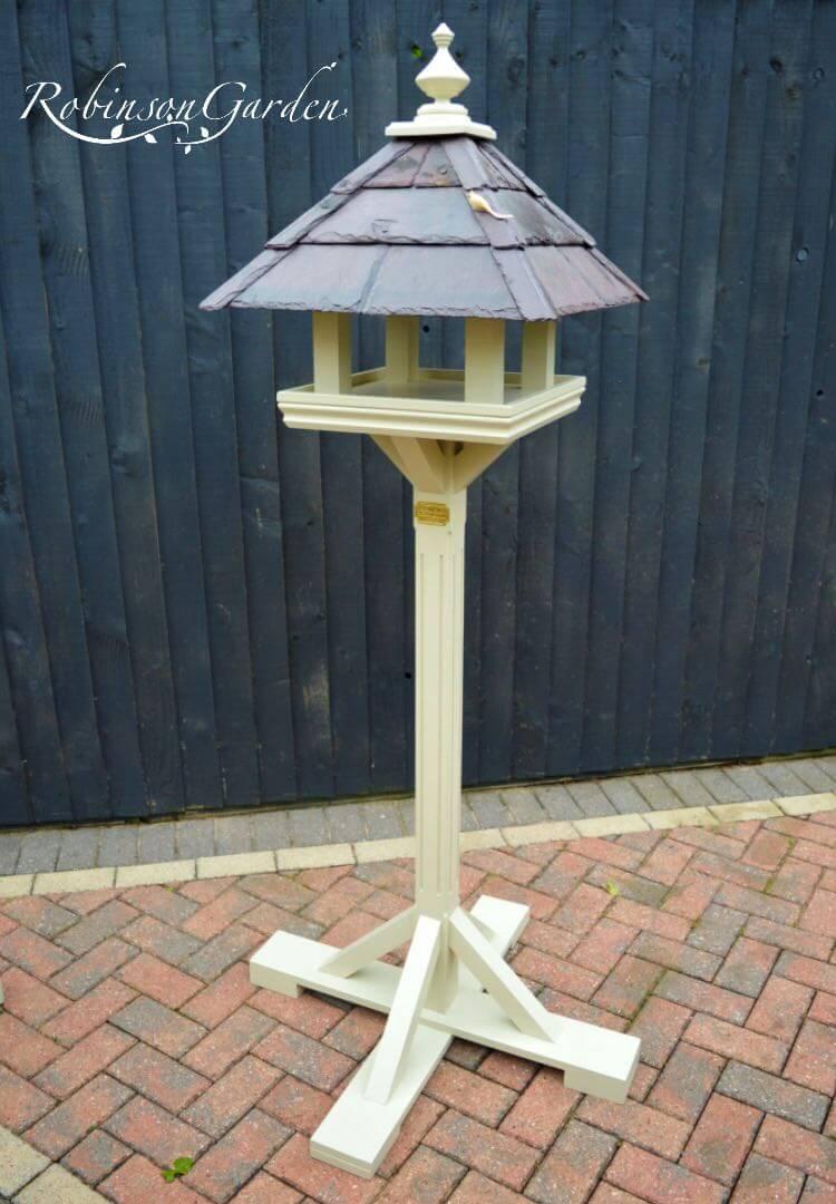 Beaulieu Bird Table Farrow & Ball - Green Ground