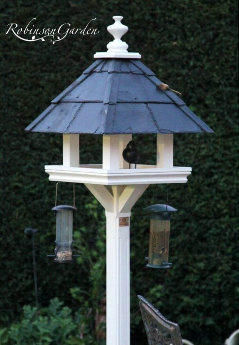 Robinson Garden Bespoke Garden Products Bird Tables
